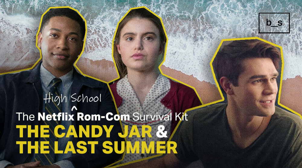 Netflix Rom-Com Survival Kit: The Candy Jar & The Last